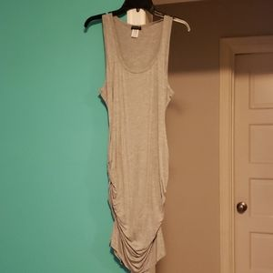 NWOT  - Venus Gray Tank Dress
